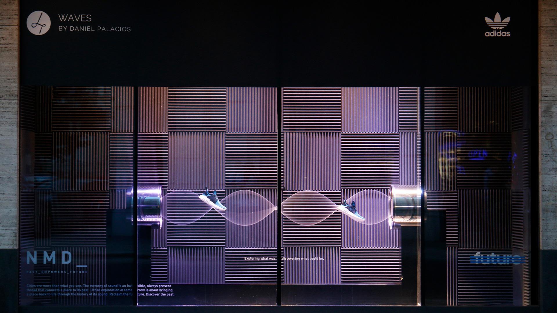LIGANOVA | Adidas | POS Campaign – NMD | Insights