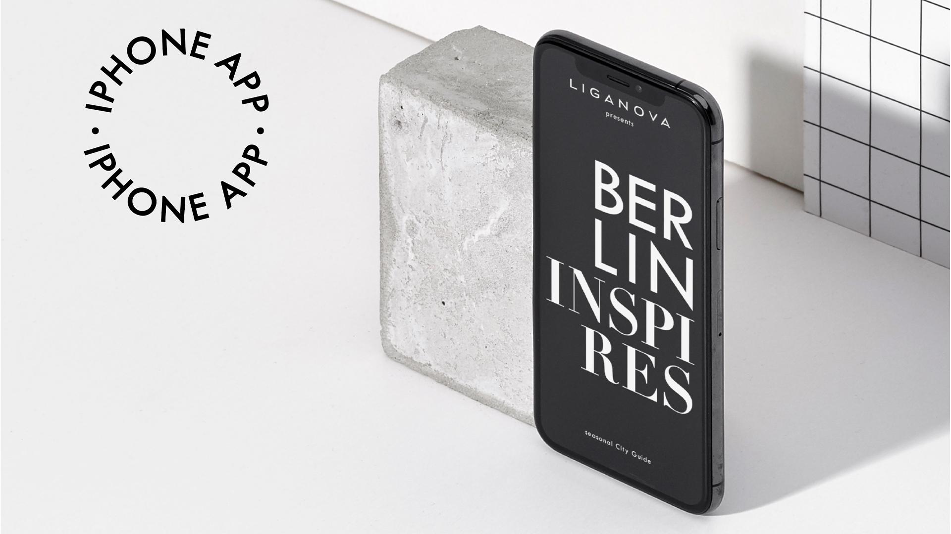 LIGANOVA | Berlin Inspires App