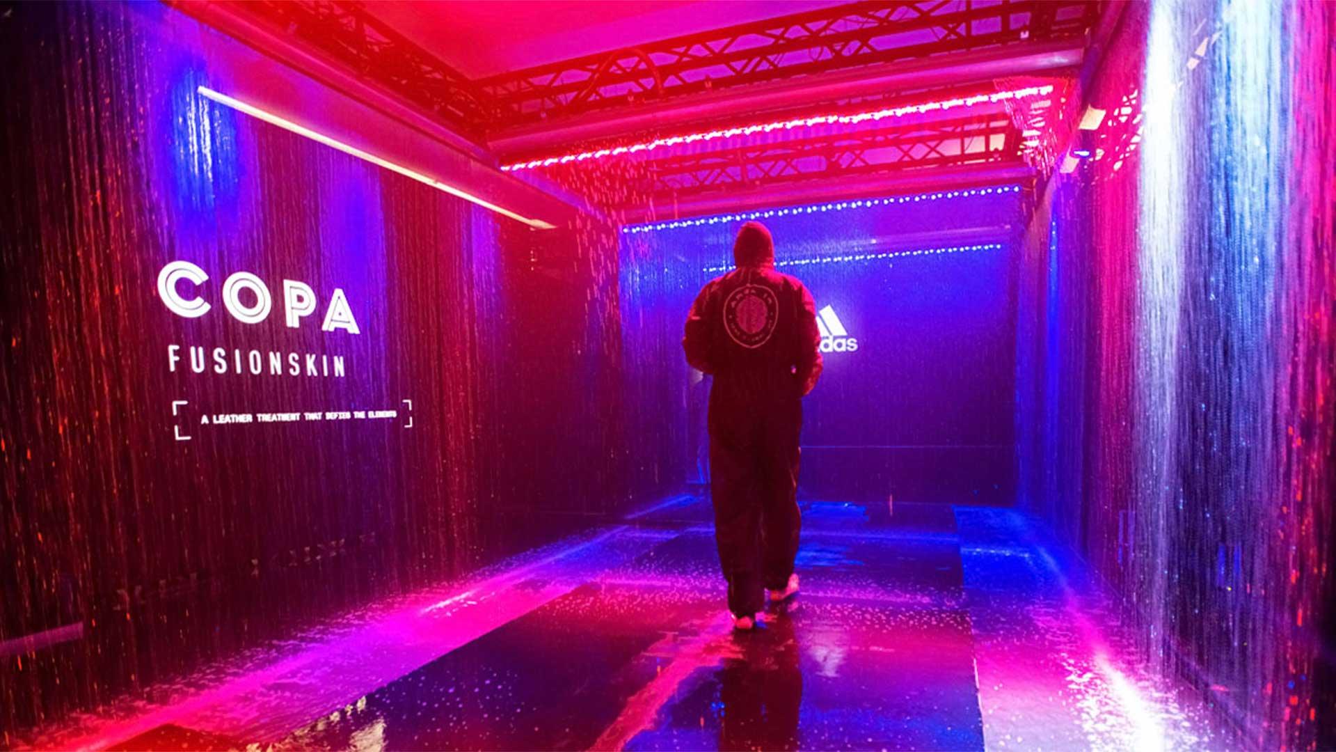 LIGANOVA | Adidas | Brand Experience – Copa19