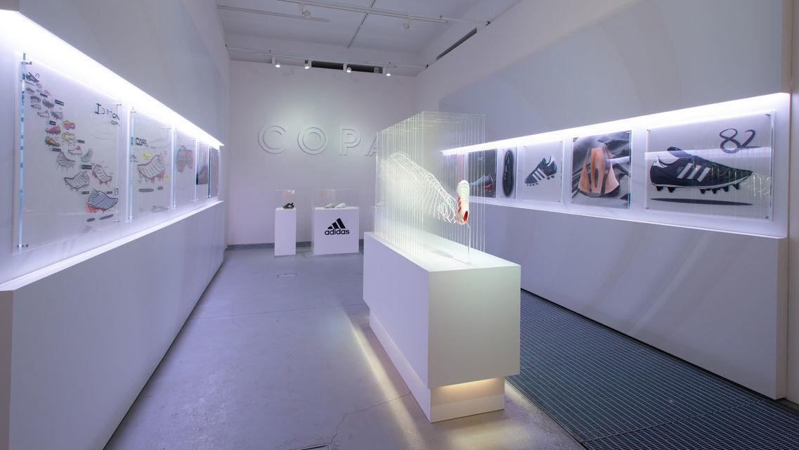 LIGANOVA | Adidas | Brand Experience – Copa19 | Insights