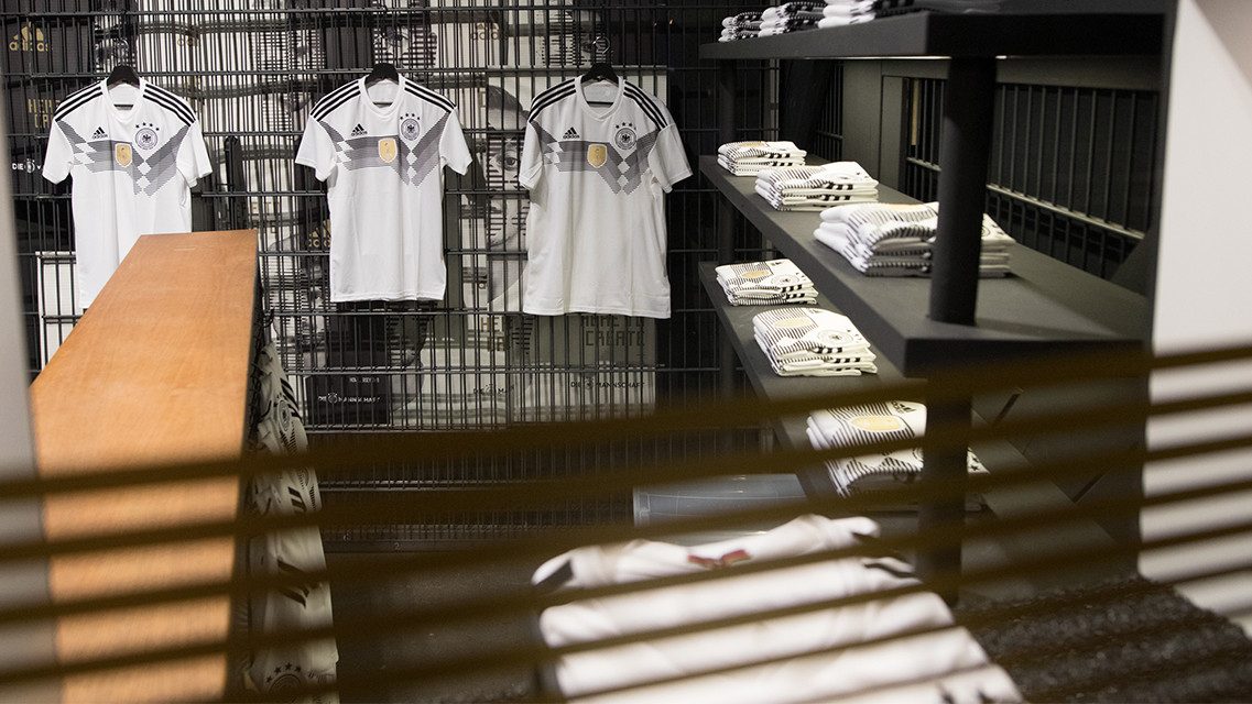 LIGANOVA | Adidas | Brand Experience – DFB Home Jersey | Insights