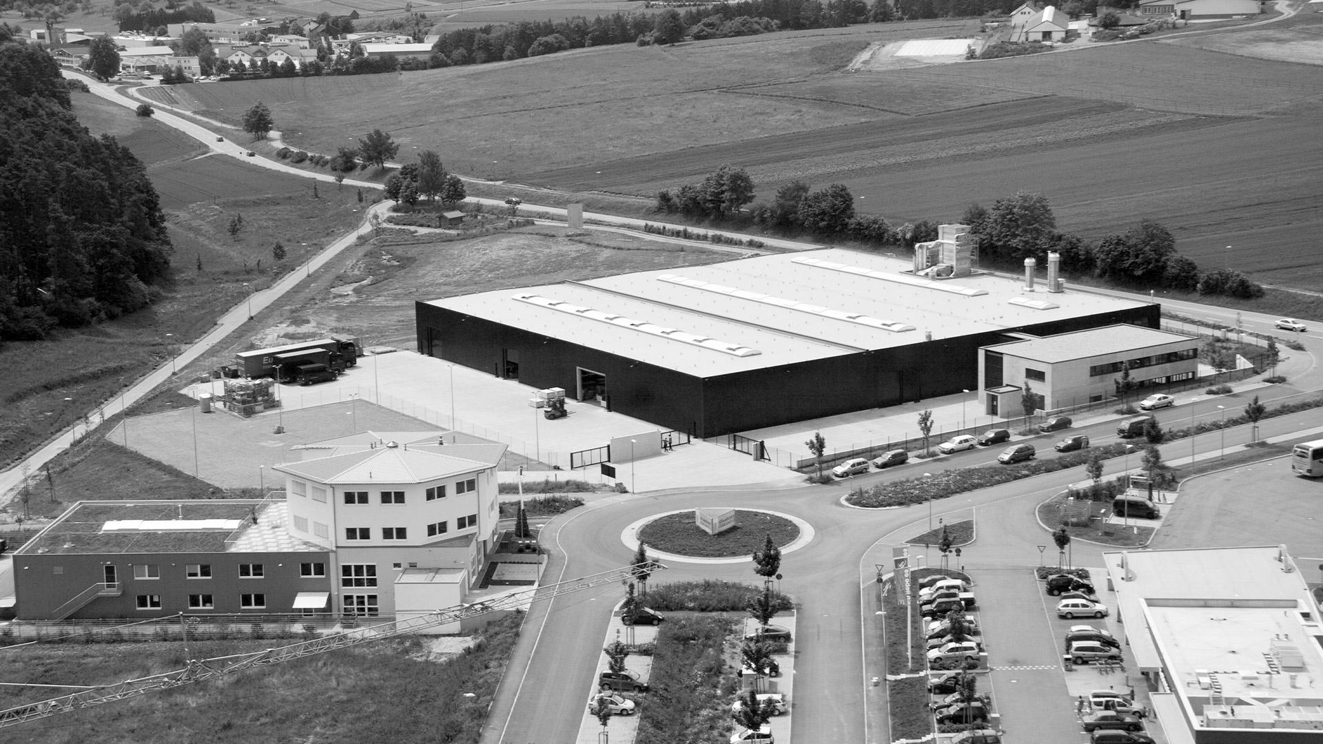 LIGANOVA   About us   Production & logistics hub
