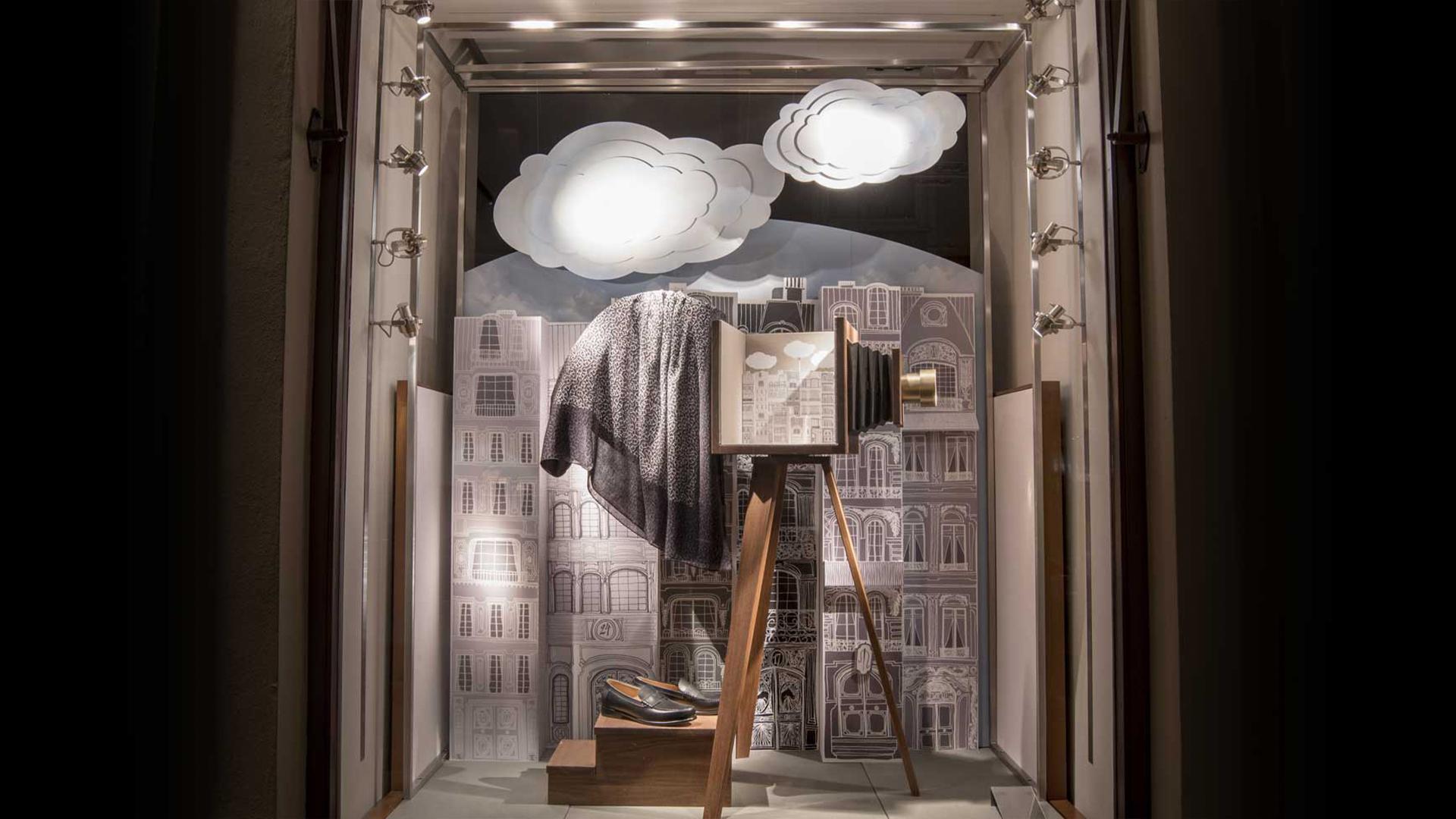 LIGANOVA | Hermès | POS Campaign – Flâneur Forever | Insights
