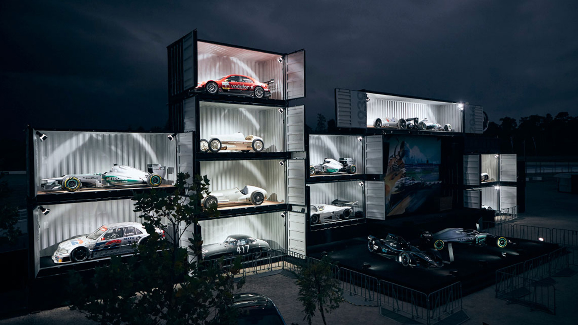 LIGANOVA | Daimler | Brand Experience – Formula 1 | Insights