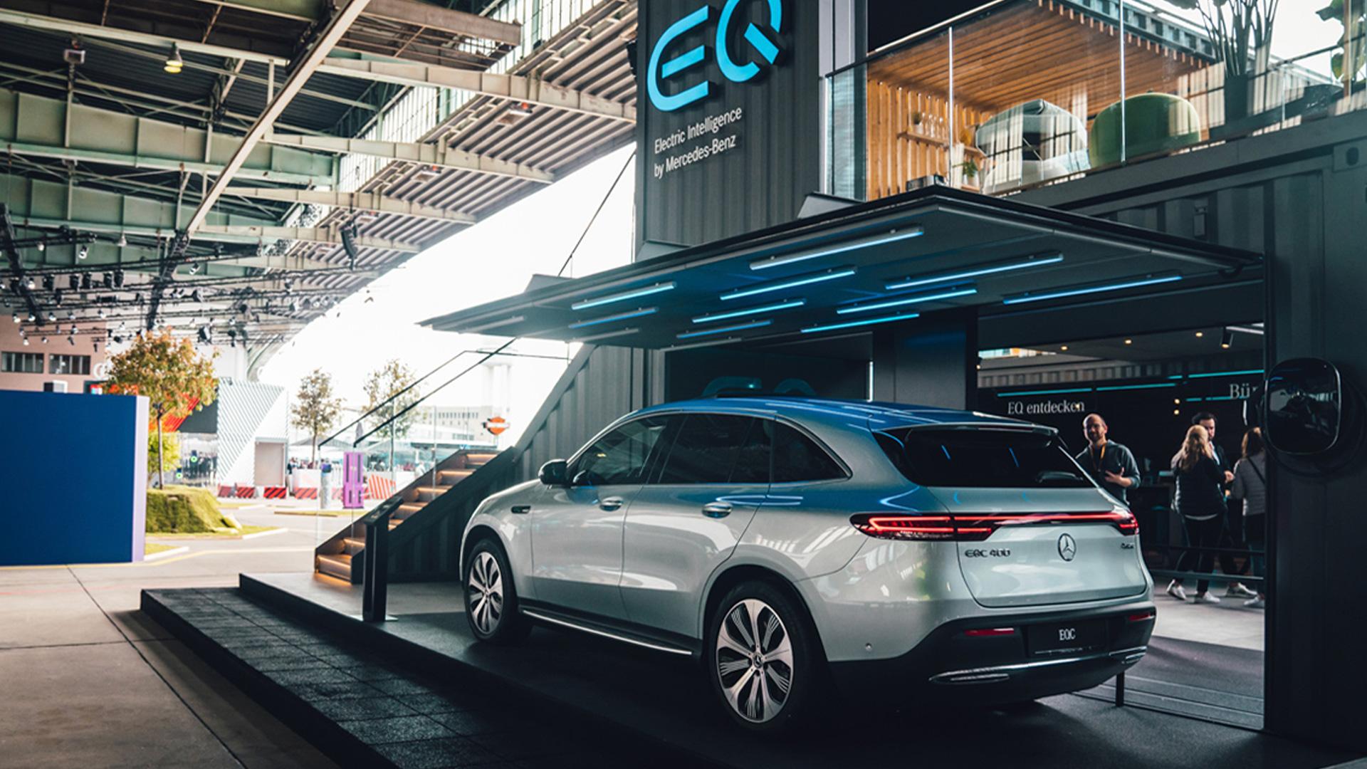 LIGANOVA | Daimler | Brand Experience – Formula E