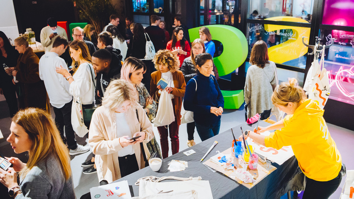 LIGANOVA   Fossil   Brand Experience – Launch Event 24 hours   Insights