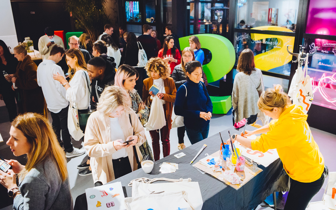 LIGANOVA | Fossil | Brand Experience – Launch Event 24 hours | Insights