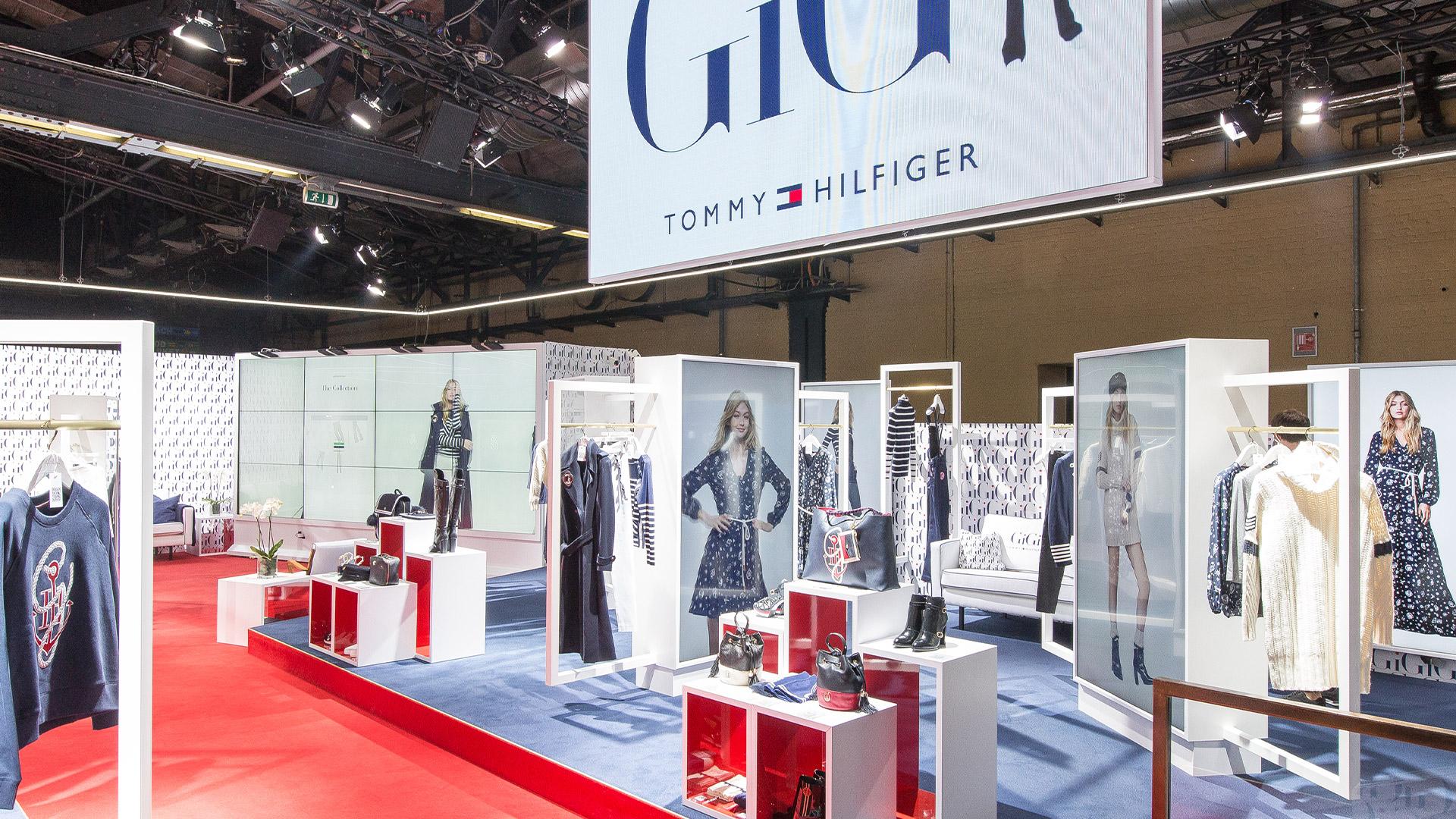 LIGANOVA | Tommy Hilfiger | Brand Experience – TOMMYxGIGI Bread & Butter | Insights