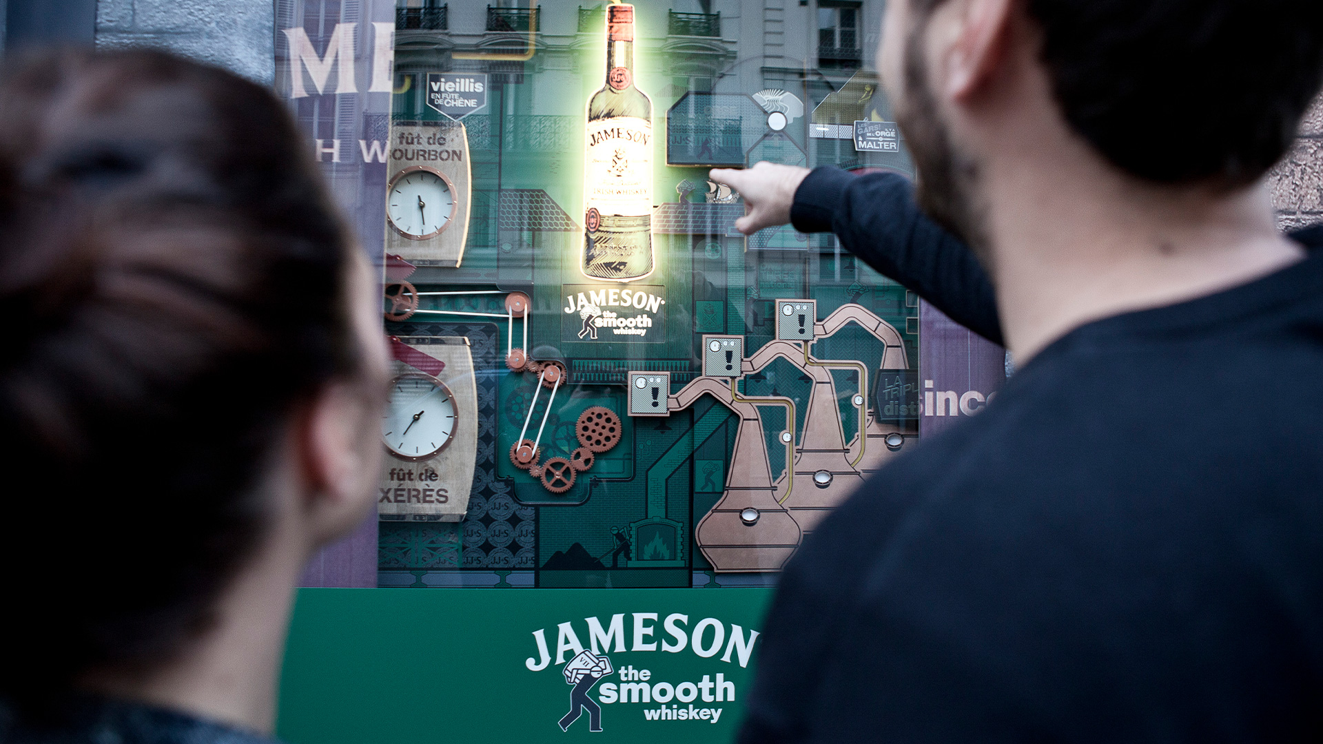 LIGANOVA | Jameson | POS Campaign – Global VM Campaign | Insights