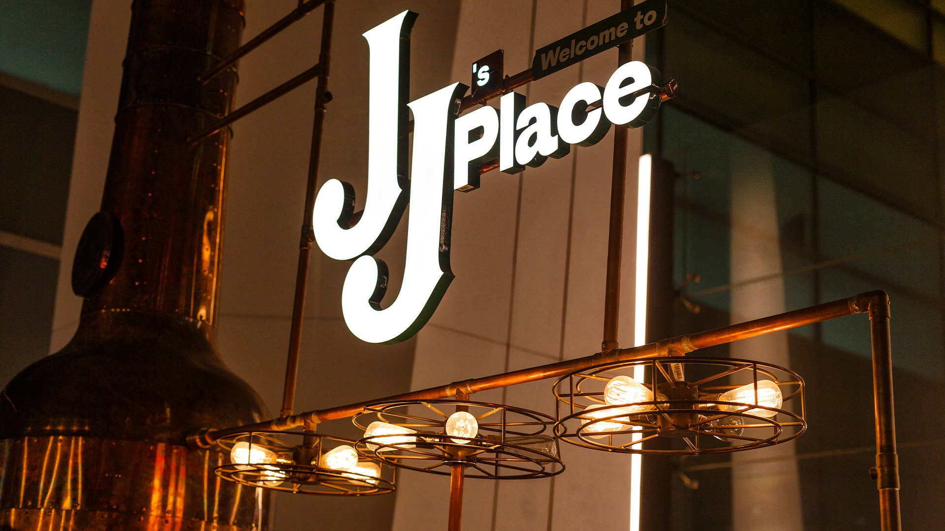 LIGANOVA | Jameson | POS Campaign – JJ's Place | Insights