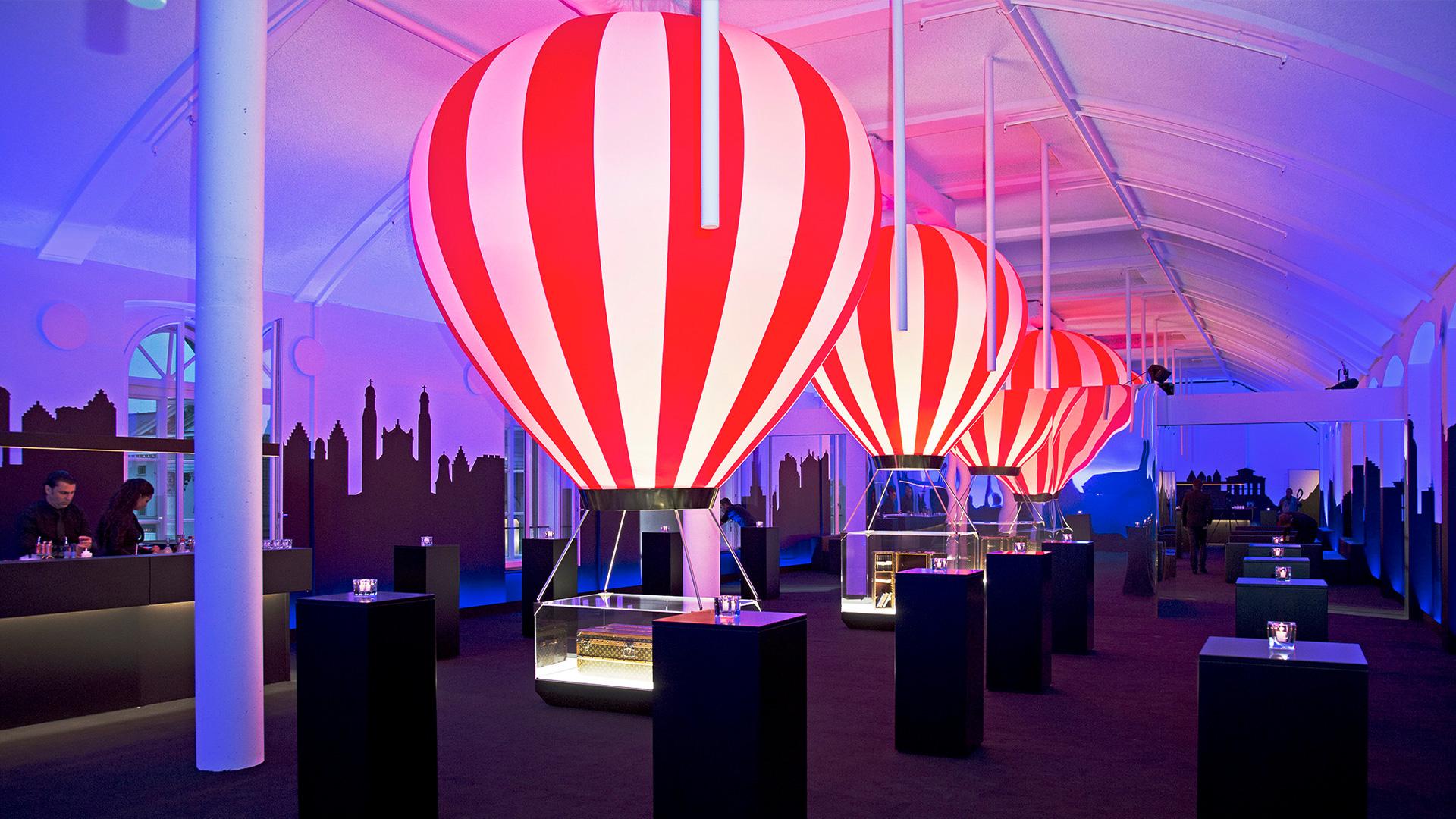 LIGANOVA | Louis Vuitton | Brand Experience – Maison Shop Opening Munich | Insights