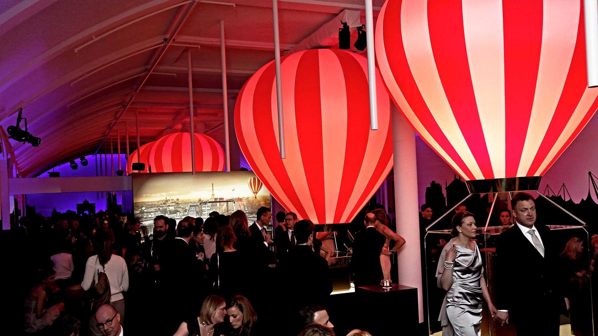 LIGANOVA | Louis Vuitton | Brand Experience – Maison Shop Opening Munich