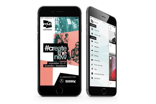 LIGANOVA | Daimler | Brand Experience – me Convention | me Convention App