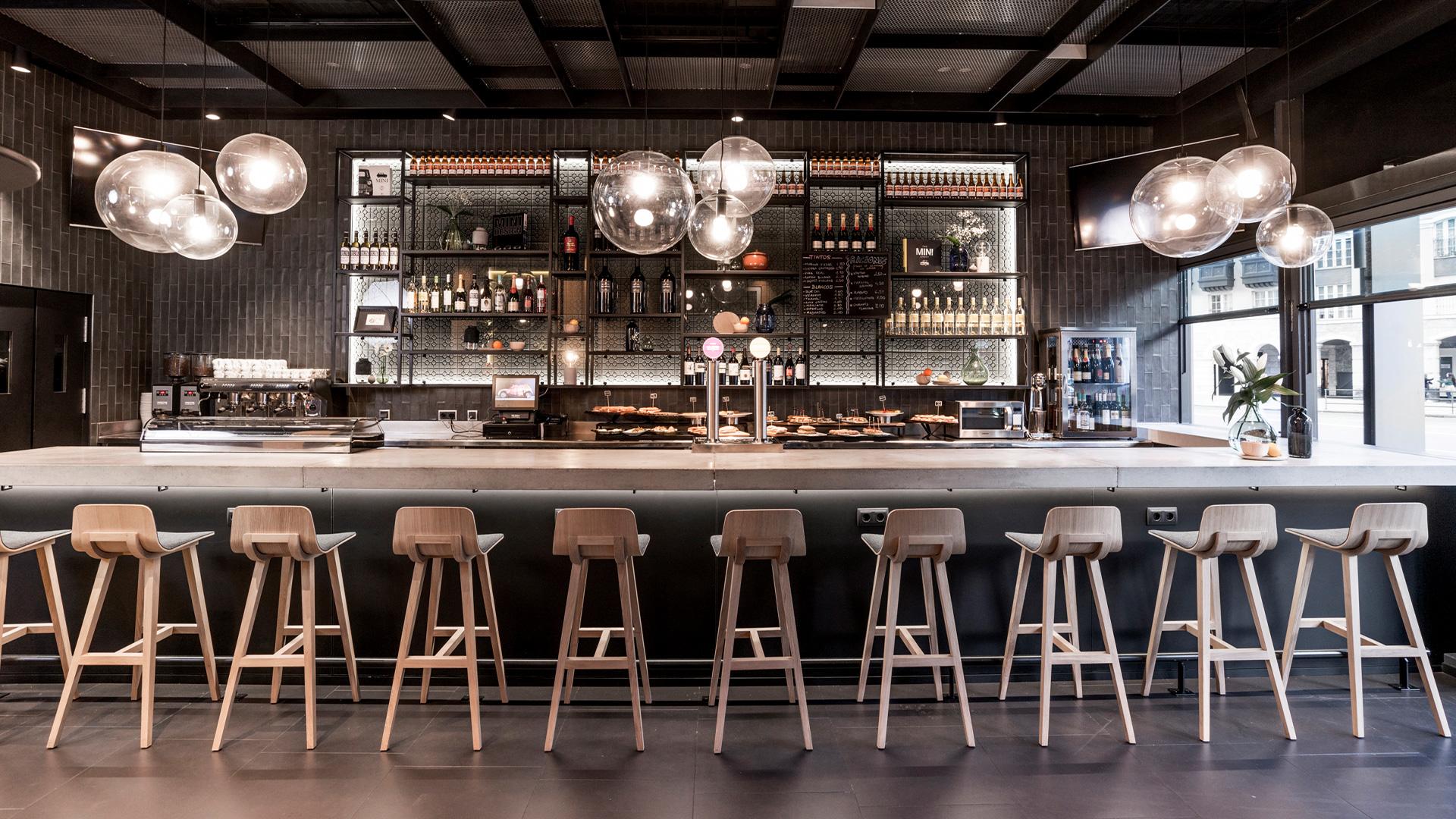 LIGANOVA | MINI | Brand Experience – MINI Bar Bilbao