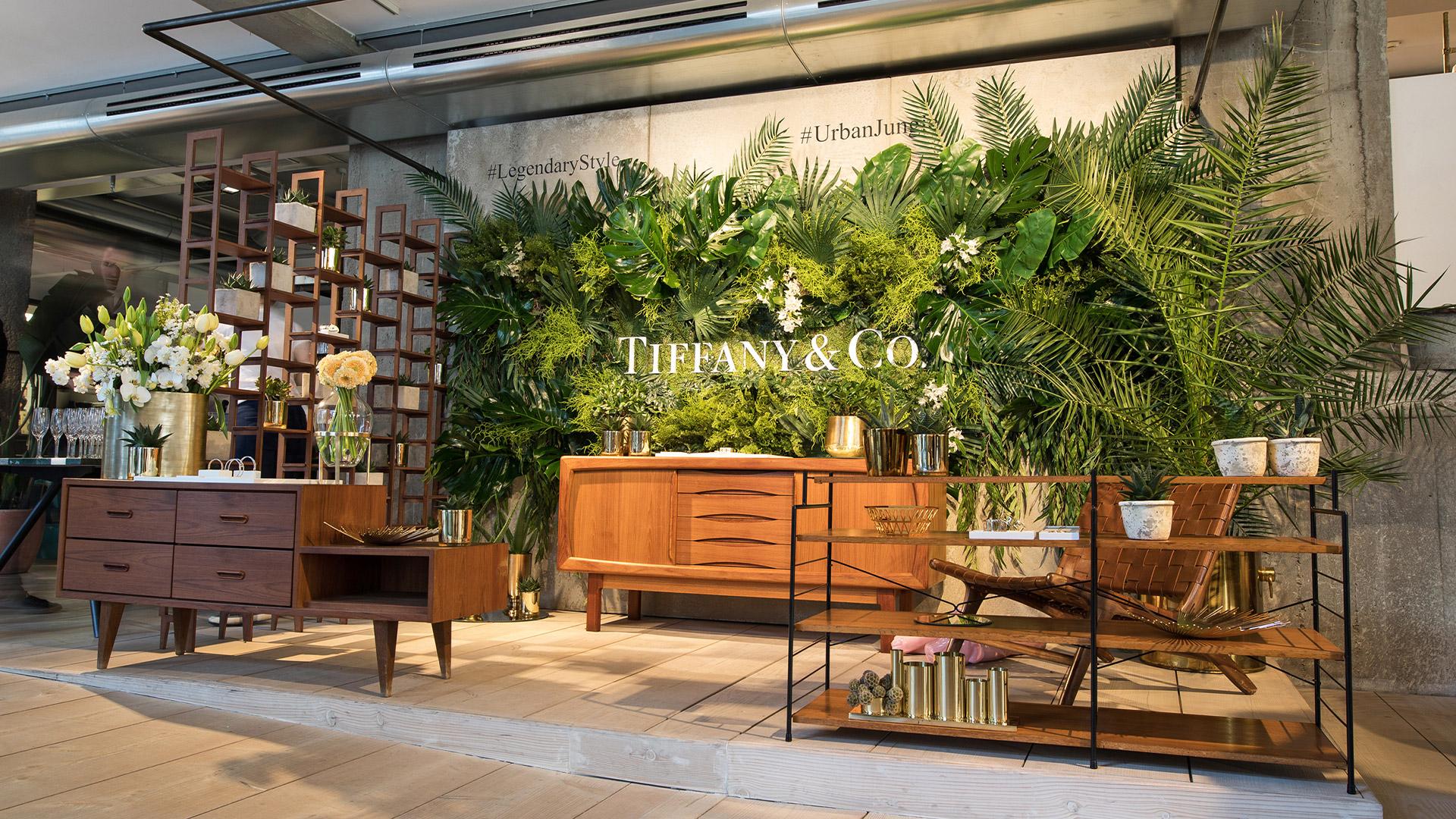 LIGANOVA   Tiffany & Co.   Brand Experience – Pop-Up Space
