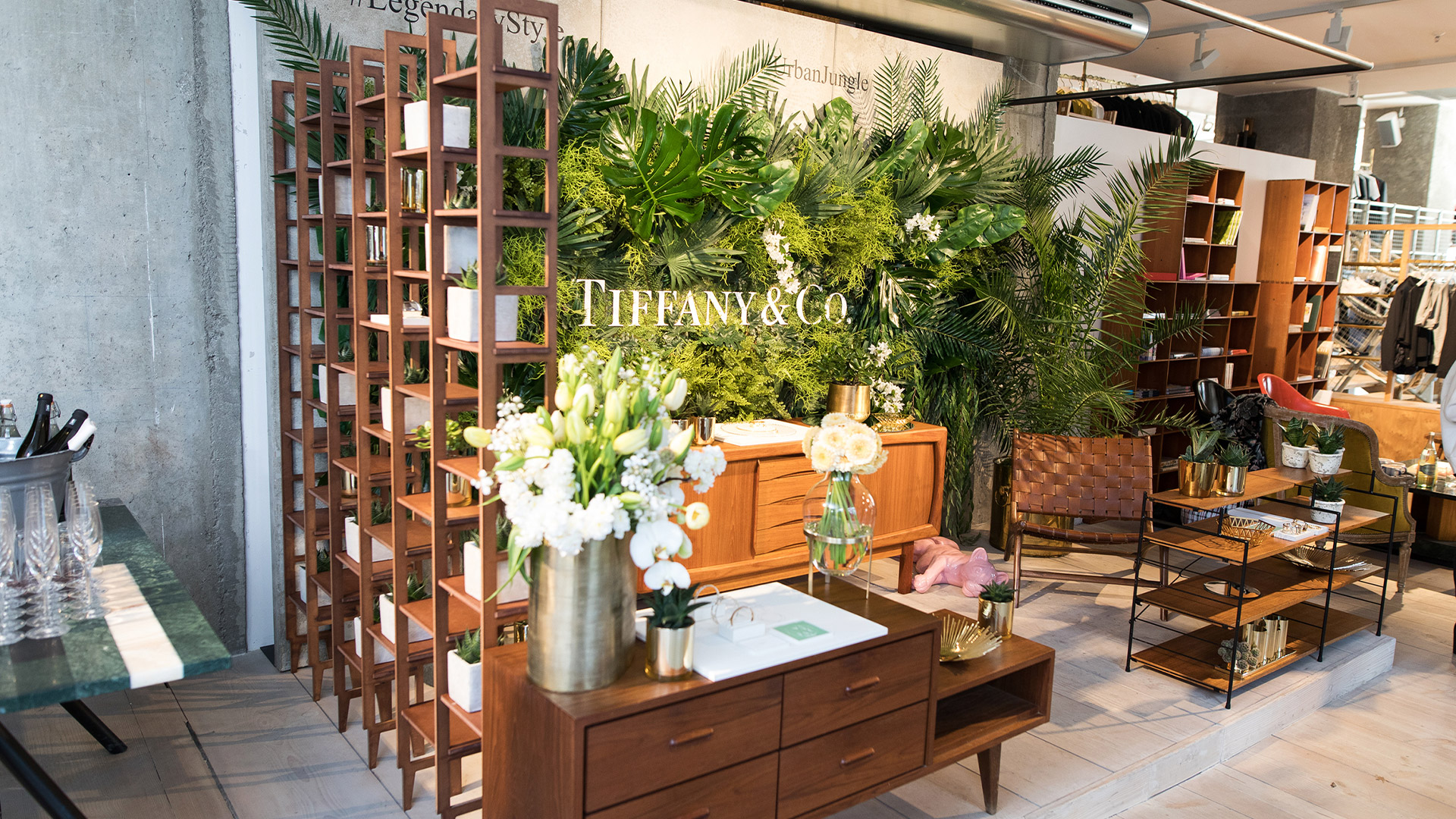 LIGANOVA | Tiffany & Co. | Brand Experience – Pop-Up Space | Insights
