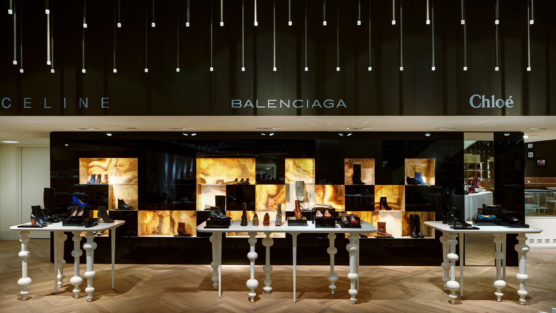 LIGANOVA | Breuninger | Brand Experience – Shoe Salon | Insights