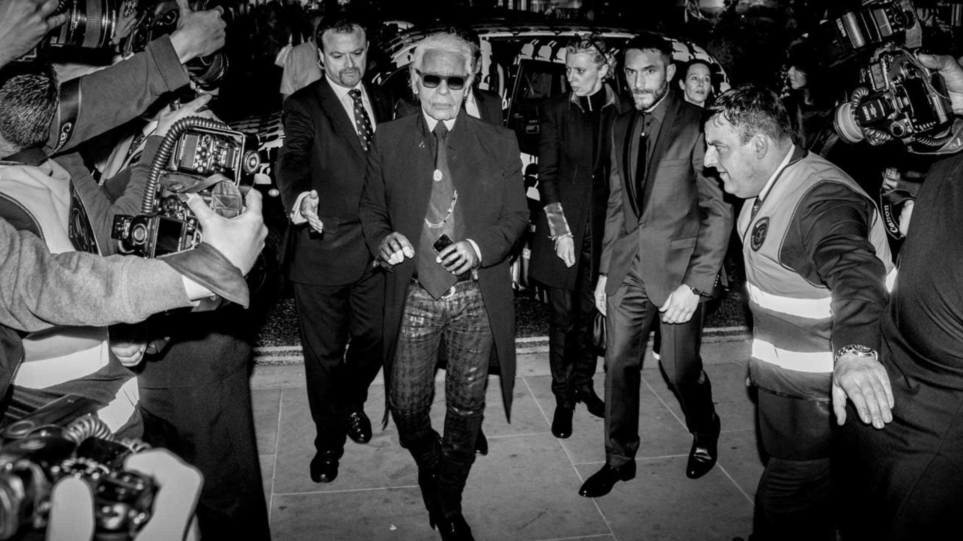 LIGANOVA | Karl Lagerfeld | Brand Experience – Store Opening London