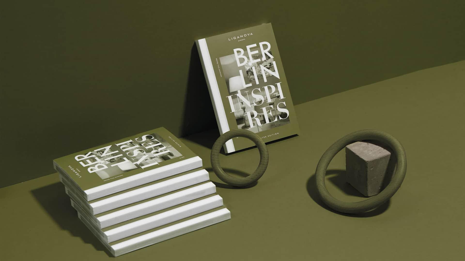 LIGANOVA   Berlin Inspires   Winter Issue 2019
