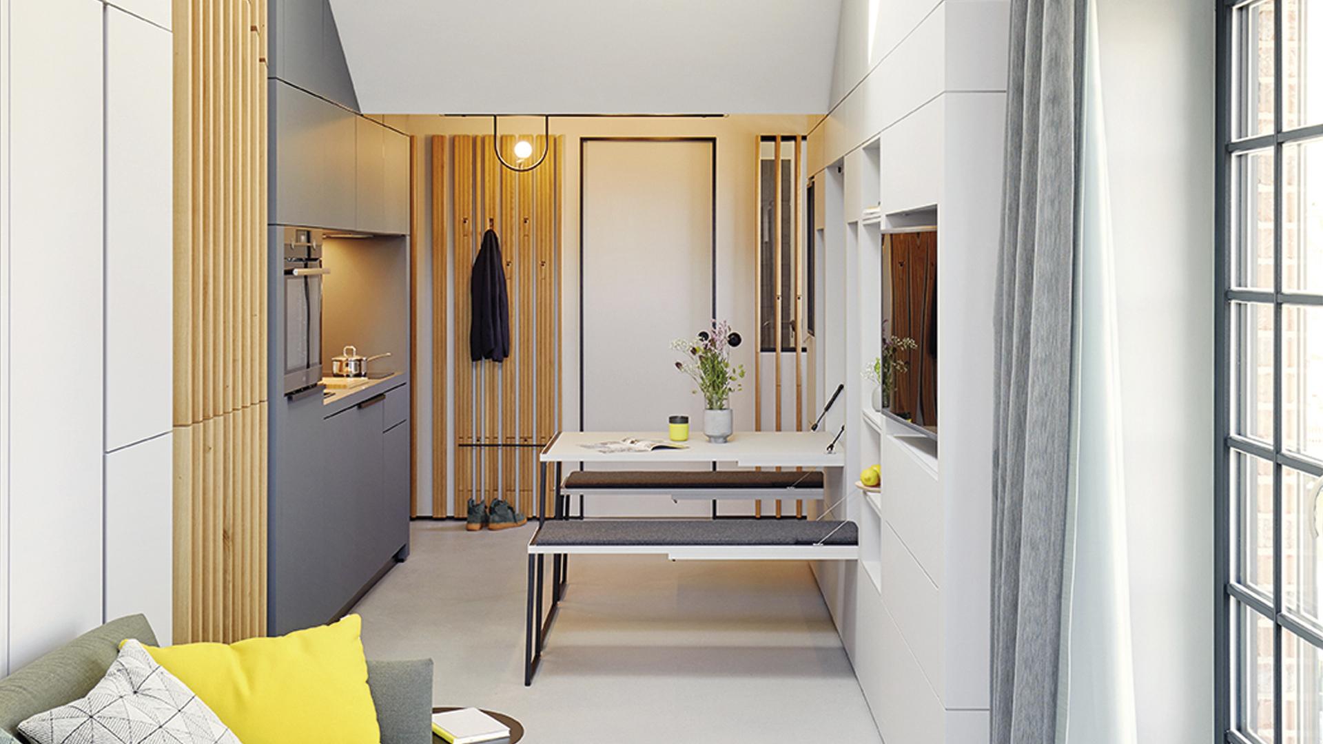 LIGANOVA | MINI | Brand Experience – MINI Apartments