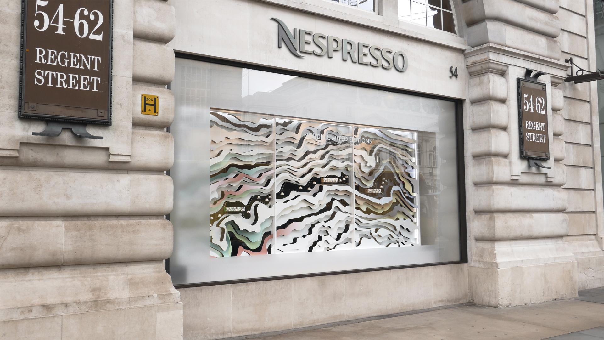 LIGANOVA | Nespresso | POS Campaign – Festive Campaign 2019