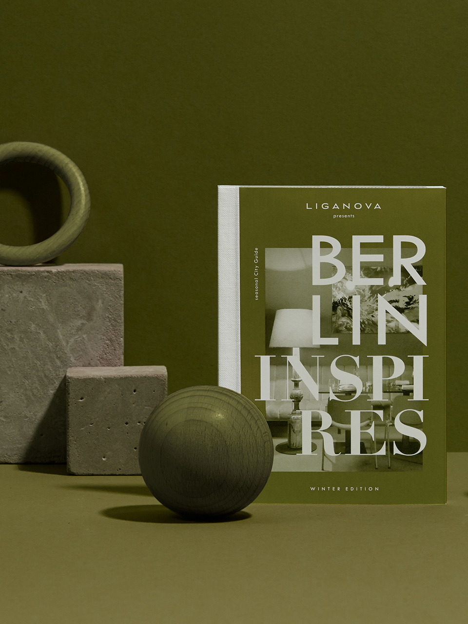 LIGANOVA | Berlin Inspires | Winter Issue 2019