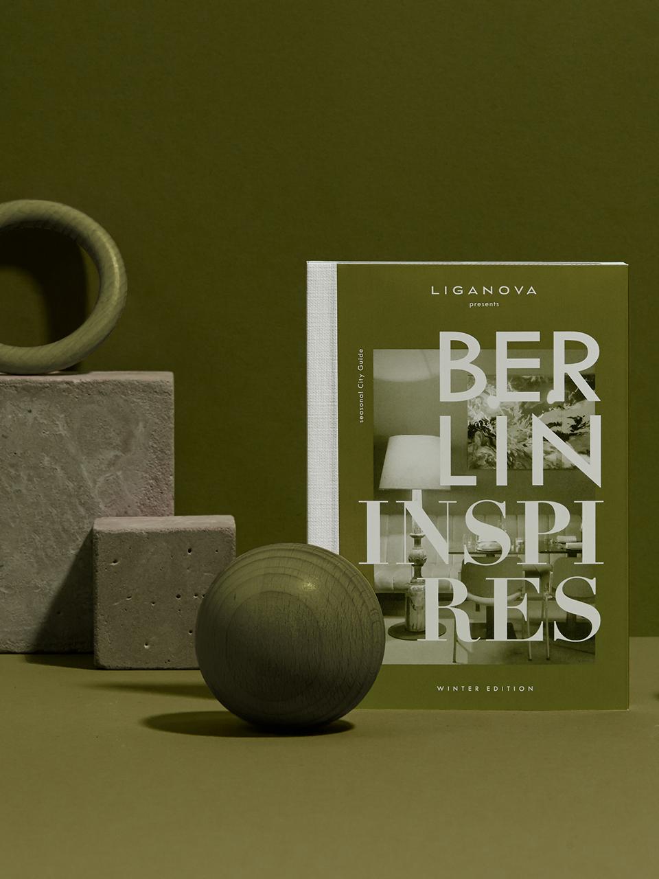 LIGANOVA | Berlin Inspires | Winter Issue 2019