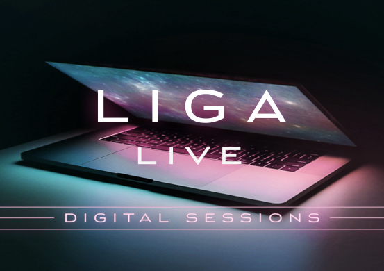 Titelbild LIGAlive Digital Sessions