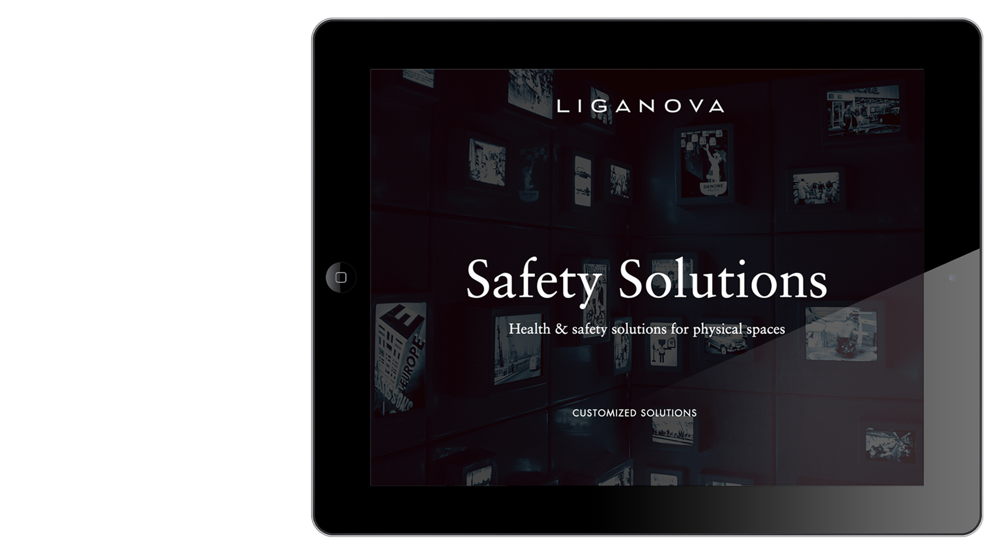 LIGANOVA   Safety Solutions   Customized Solutions