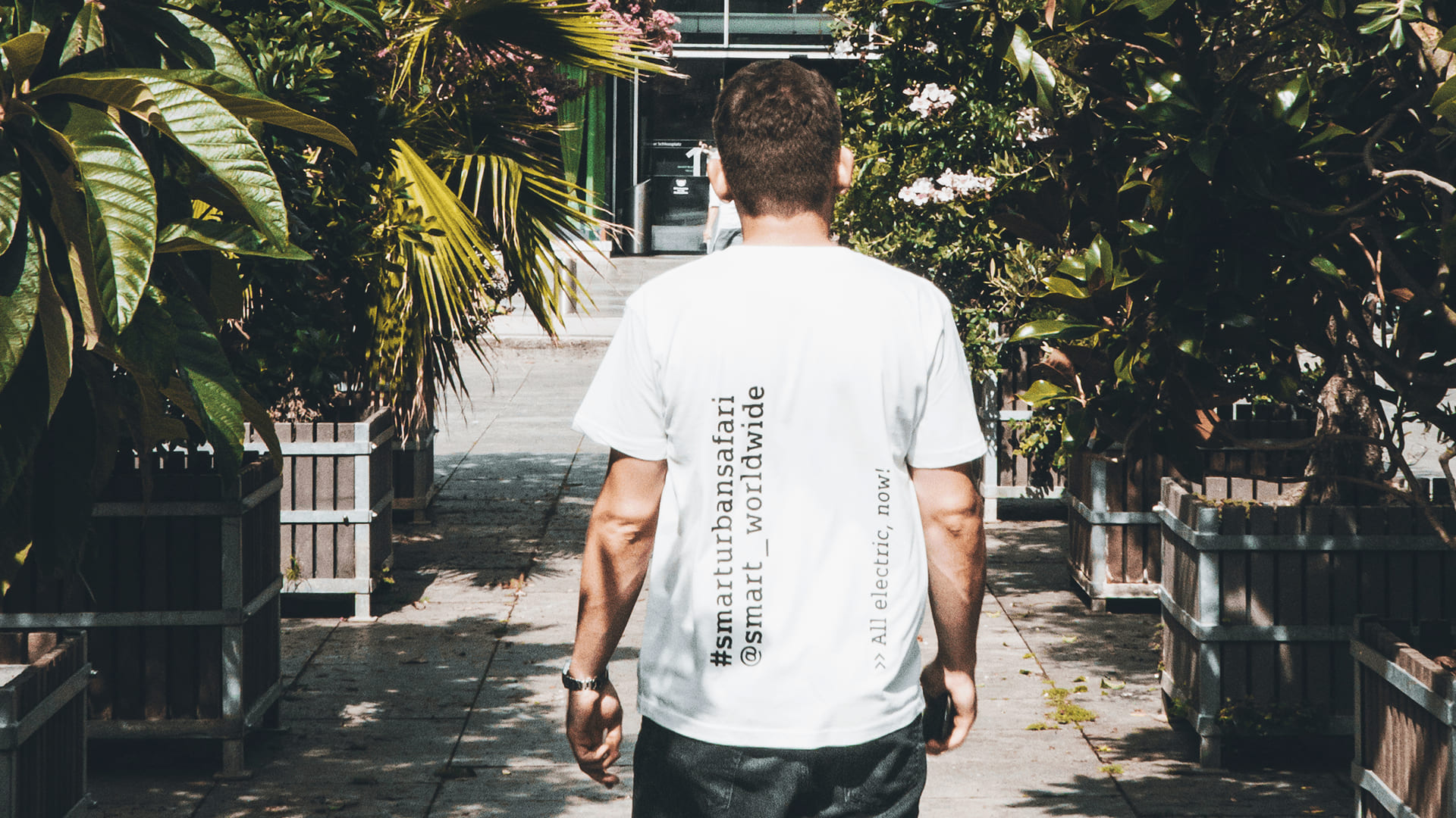 Smart Urban Safari Shirt