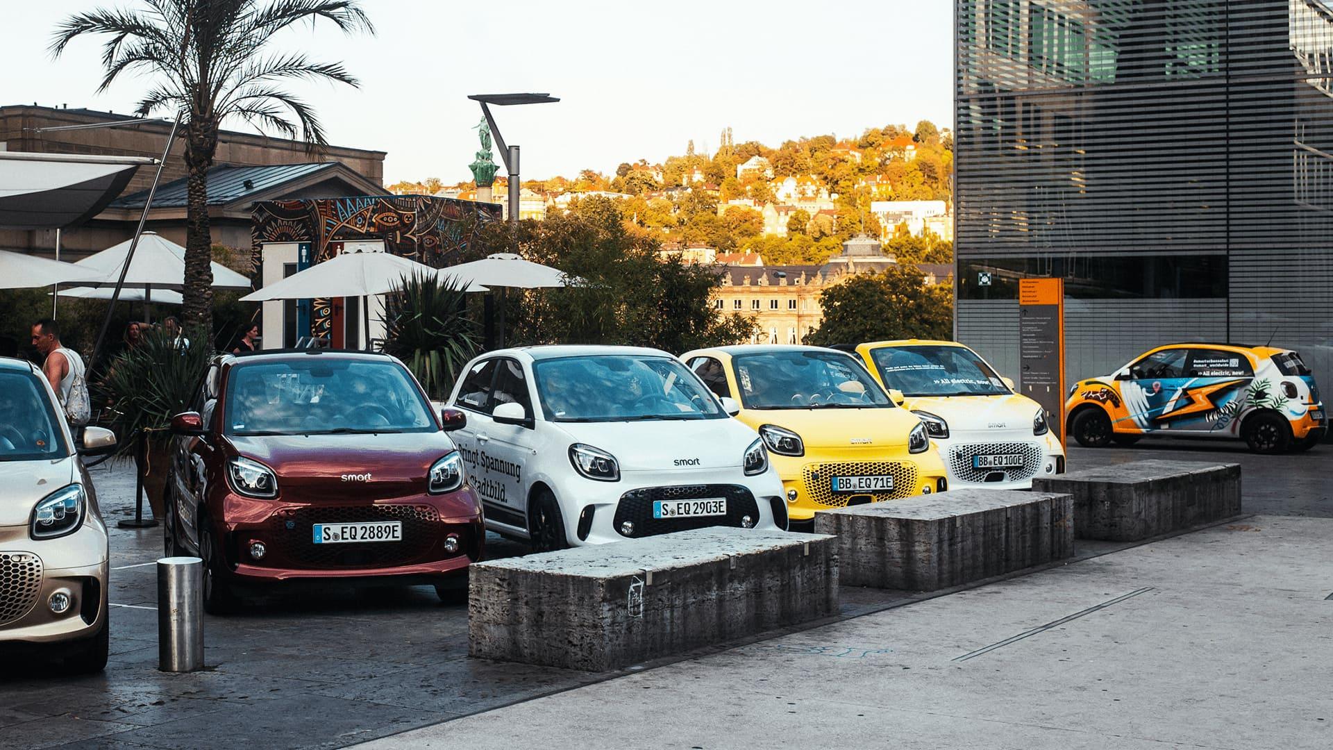 Smart Urban Safari