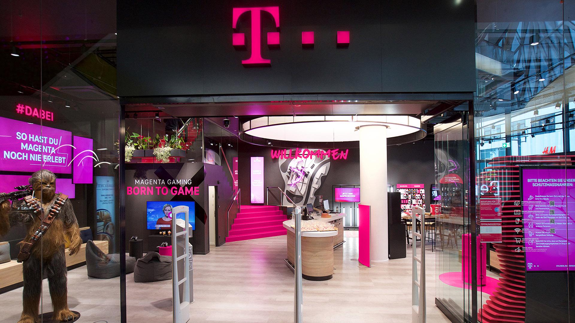 Telekom Store FFM