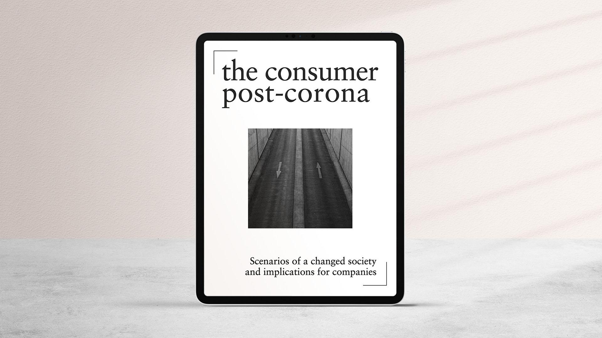 LIGANOVA | White Paper | Post-Corona Consumerism