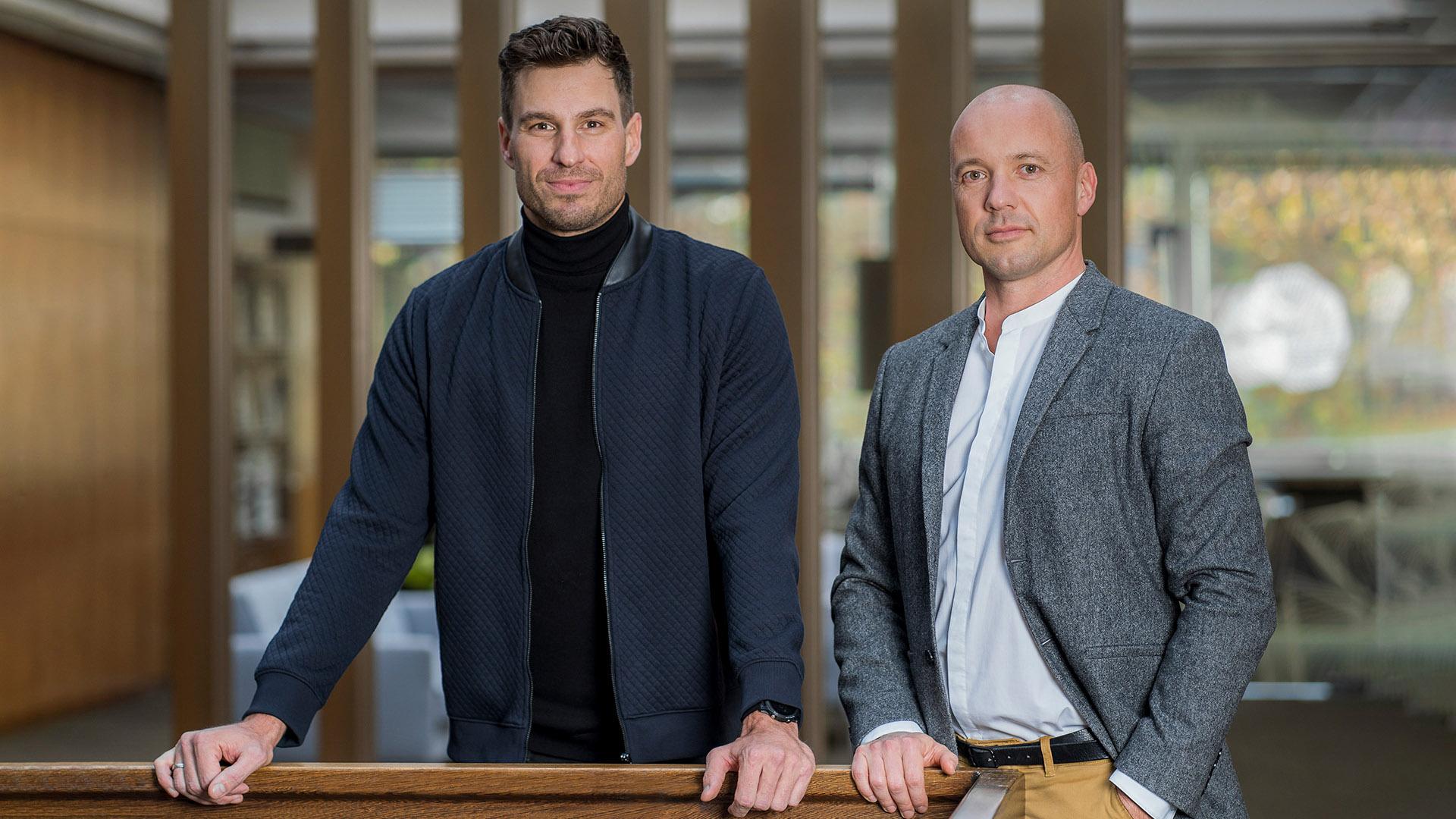 LIGANOVA | Managing Directors | Mathias | Torsten
