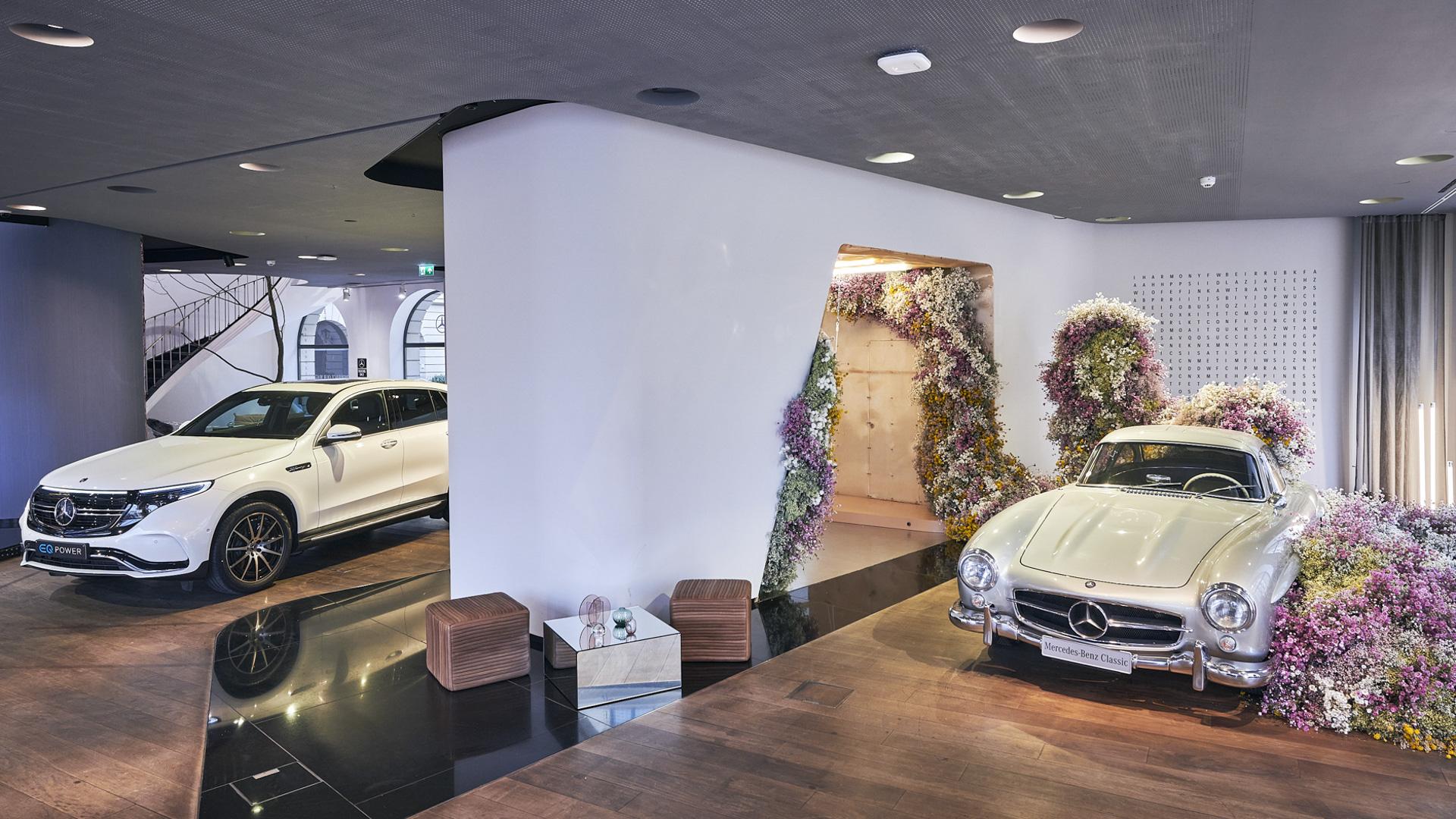 Studio Odeonsplatz   Oldtimer   Mercedes-Benz