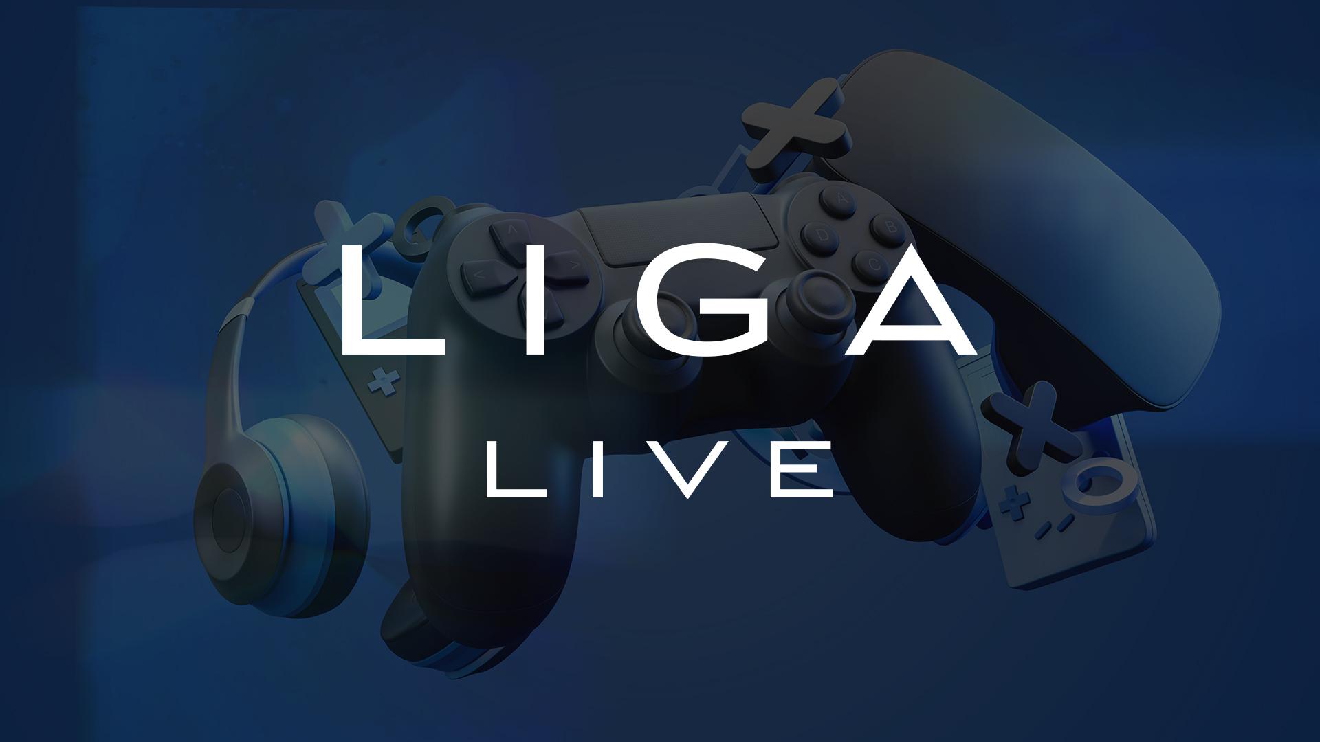 LIGANOVA   LIGAlive   Gaming Session  